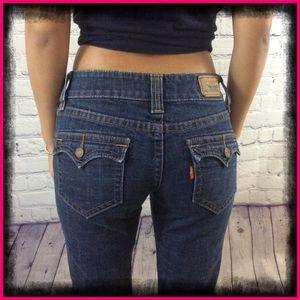 Levi's 515 Flap Back Pockets